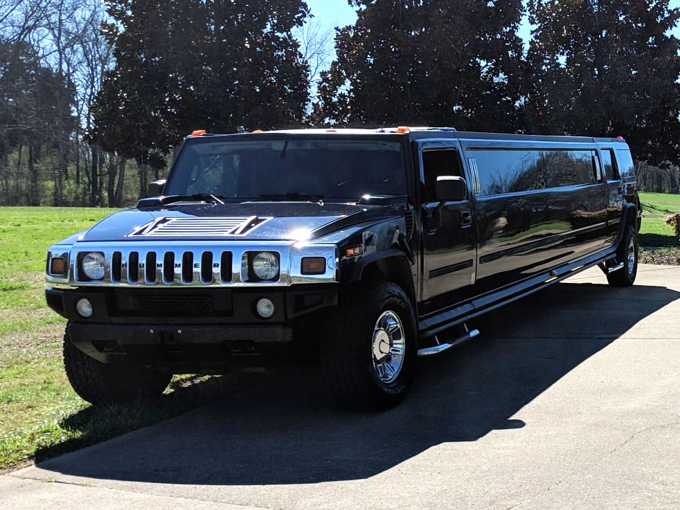 Courtesy Limo - Stretch-Hummer-Black