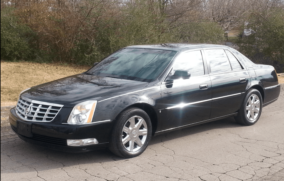 Cadillac-DTS