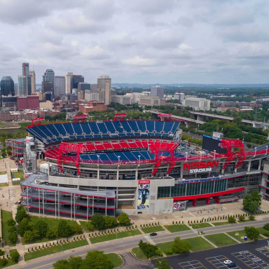 Nissan Stadium Tennessee Titans